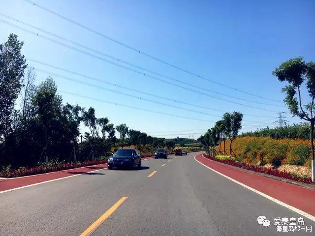 京哈高速祖山连接线正式通车 沿途风景美醉了!