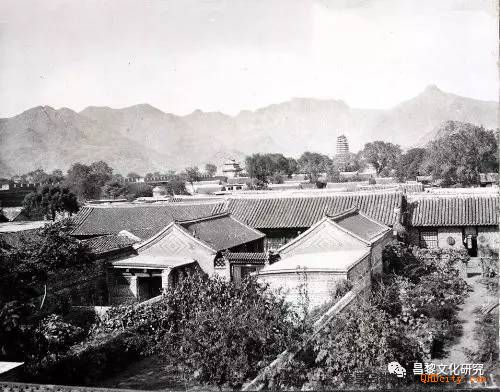 老照片:百年前的昌黎是啥样